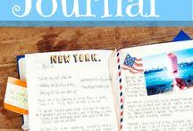 Journal de voyages
