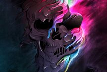 Skully Things / by Linnette Lora