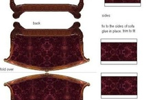 Бумажная мебель