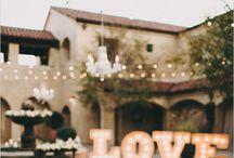 Wedding recep ideas