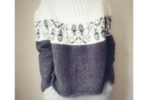 strikking, knitting