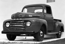 Ford F1 Truck...