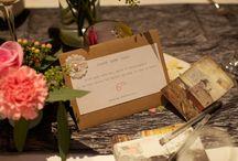 Our Wedding Details / by Rachel Welk