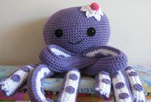 Crochet amigurumis / Amigurumis