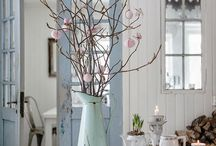 Easter / Inspiration for the upcoming Easter Holidays! Focused on home deco and easter DIY