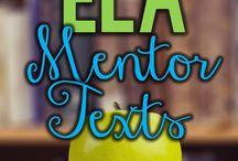 Favorite Mentor Texts