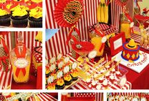 Party ideas / by Rachel Aguinaldo Farmer