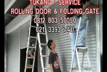 08888316211 - PEMBORONG ROLLING DOOR FOLDING GATE - 081280350050