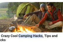 Camping&Travelling hacks