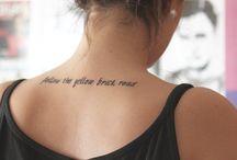 Tattoos 〰➰