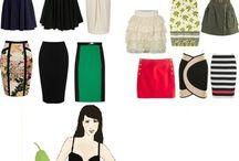ropa corpo triangular
