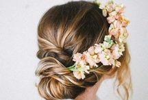 Wedding Hair designs