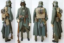 WWI costumes