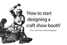 Craft Show Ideas for Someday