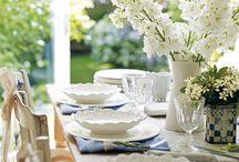 Great Table Settings / Great Table Settings / by The Blender Girl