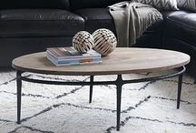 Coffee Tables / by lifebeginsatthirty