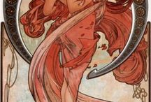 MUCHA / by Mary Stitt