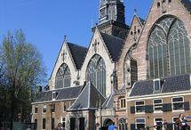 Kerken in Nederland.