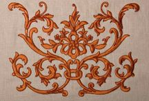 Motifs & Embroidery