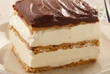 "Graham Cracker Eclair ""Cake"""