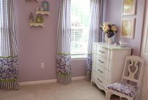 Savannah June Big Girl room / by Allie Ziemann