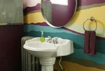 Дом. Ванная комната