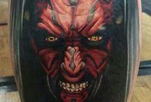 starwars tattoos