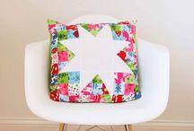 Cushions / Cushions to sew