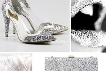 Wedding inspiration / wedding themes, colors, make-up, hair and other beautiful wedding details