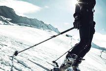 Ski fotogr
