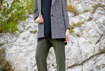 Collection A/I 2016-17 / Stili e collezioni abbigliamento pronto moda donna collezione autunno inverno 2016/17