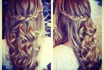 Cascade and Waterfall Hairstyles / If you are looking for some great Waterfall Braid hairstyle, here RPGSHOW hairstylists have collected some cute cascade & waterfall braid hairstyles for you.