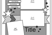 Sketch layout