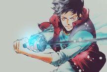Katekyo Hitman Reborn / Anime