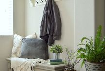 entry hall / inspiration/decoration rustic/vintage/country