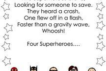 superhero play