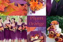 Favorite autumn wedding ideas!