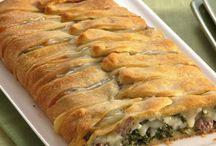 cresent roll recipes & biscuits & Pilsbury