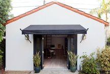 Tiny house living & Studio Space