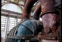 Abandoned Industrial Plants
