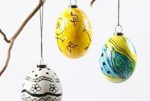 Paas Eieren / Inspiratie om Paas Eieren te maken