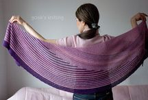 Knitting | Stripes / Stripes | striped knitting | knitting with two colors | knitting with more colors | knitting pattern | knitted garment | knitting inspiration, sweater, in the round, tutorial, beautiful, hat, scarf, pattern, how, color combination, blanket, shawl, top, yarns, Ravelry