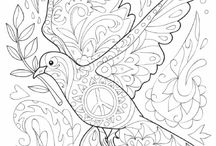 Fruit of the Spirit - colouring and design ideas / A board to share colouring pages, craft and journaling ideas to complement the Mummy Meditations series on the fruit of the spirit
