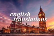 Una lingua al giorno... Toglie il medico di torno! / Le nostre lingue di lavoro!