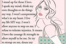 quotes / by Kadiee Sharp