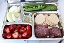 Lunchbox ideas! / by Jillian Krause
