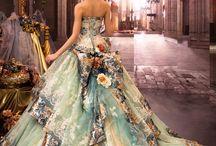 платья королевства