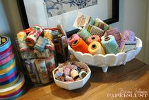 My sewing room / by Lynne Jones