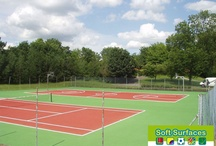 Games Court MUGA Sports Surfaces Pitch