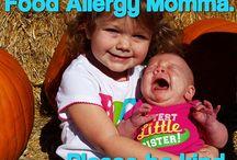 Food, Allergies, Asthma, 'n' Stuff